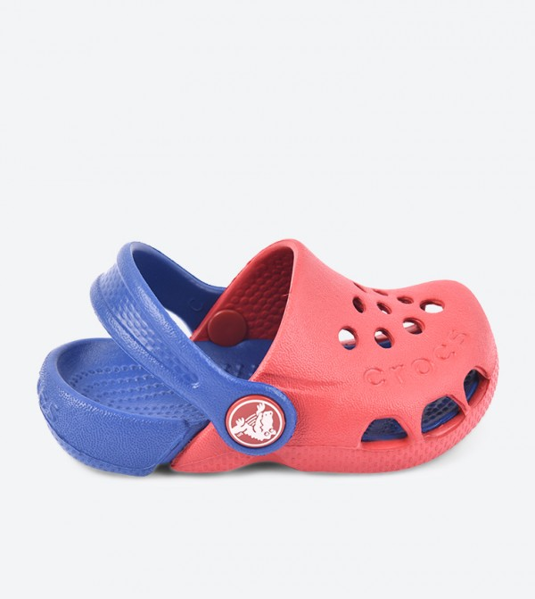 Electro Clogs - Red
