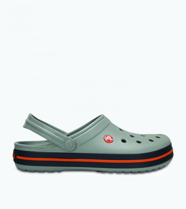 Crocband Clog - Grey