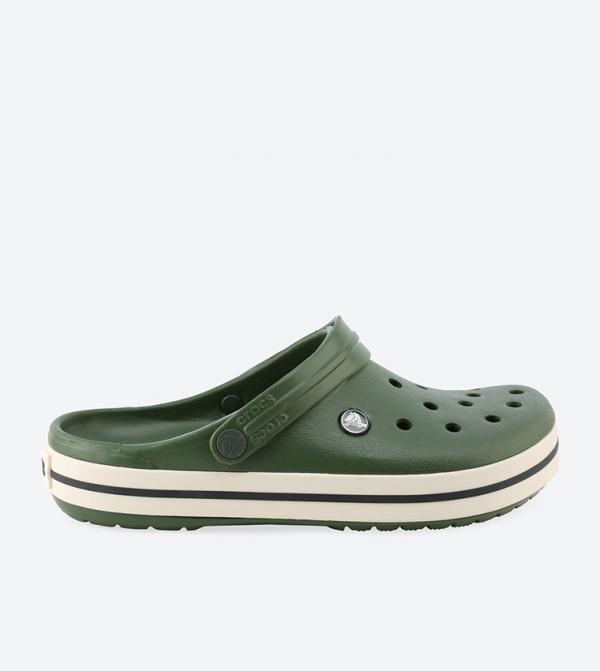 Crocband Clog - Green