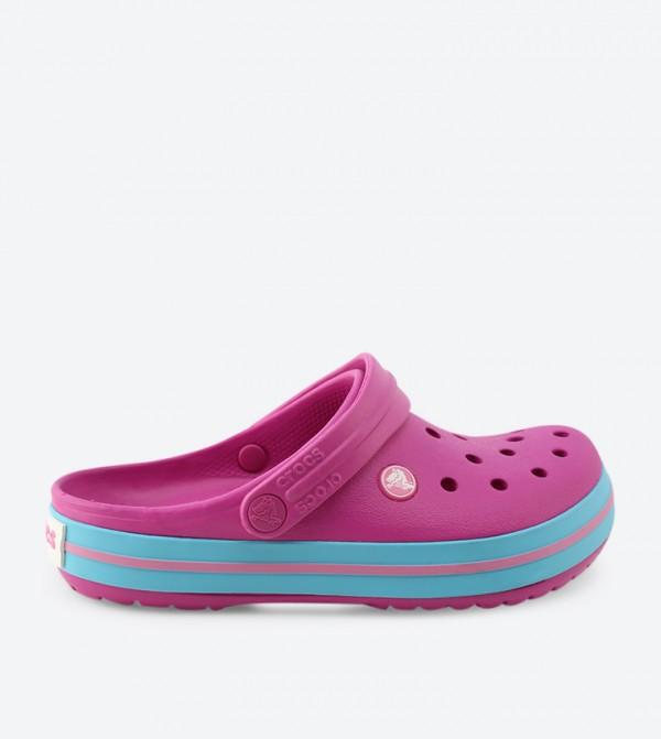 Crocband Clogs - Purple