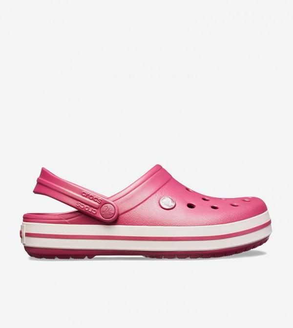 Crocband Clog - Pink 11016-6OR