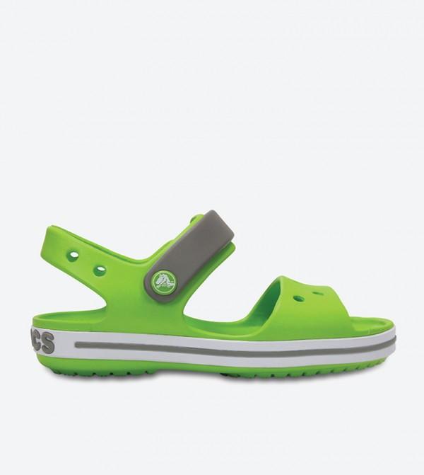 Crocband Sandals - Green 12856-3K9