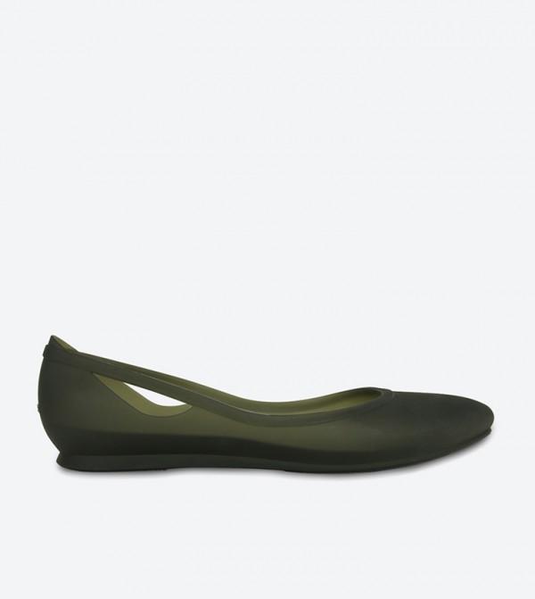 Rio Ballerinas - Green 16265-0W8