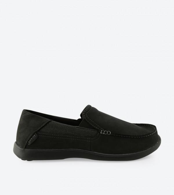 Santa Loafers - Black