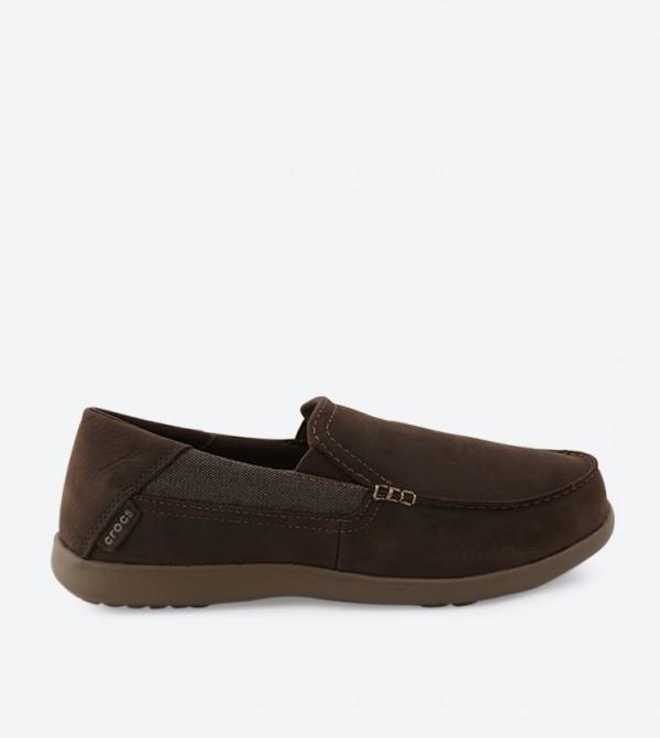 Santa Loafers - Brown