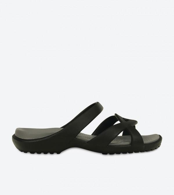Meleen Twist Sandals - Black 202497-05M