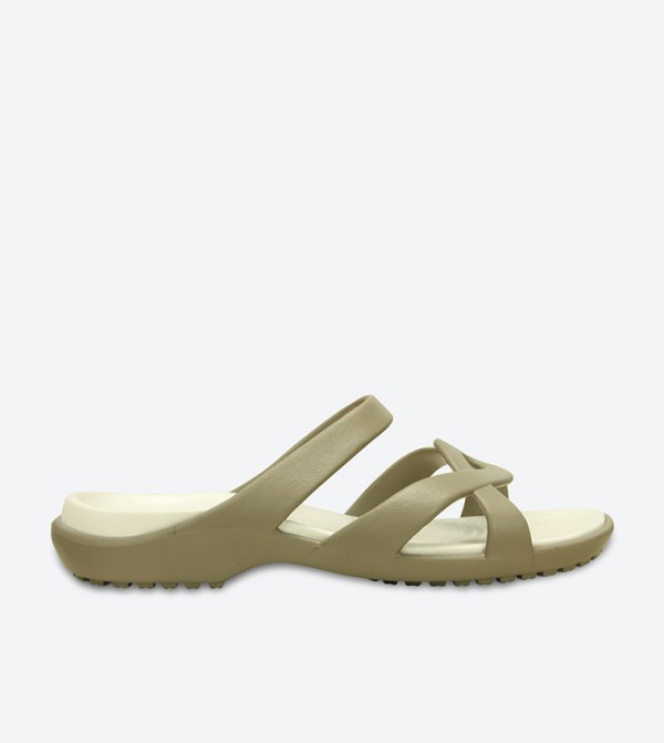 Meleen Twist Sandals - Khaki 202497-24K