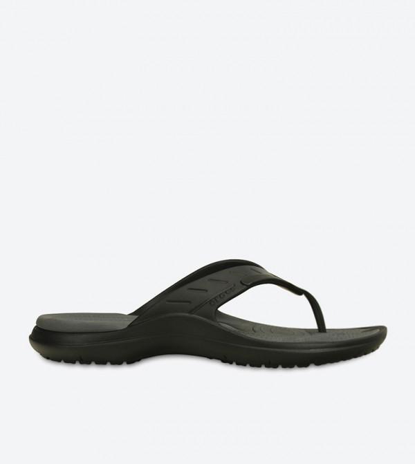 Modi Sport Flip Flops - Black 202636-02S