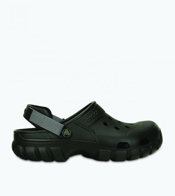 Offroad Sport Clog - Black