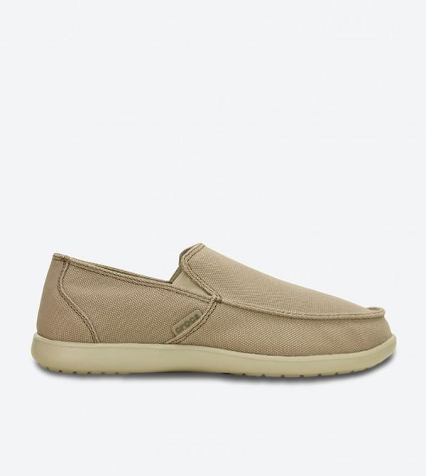 Santa Cruz Clean Cut Loafers - Khaki 202972-2U6