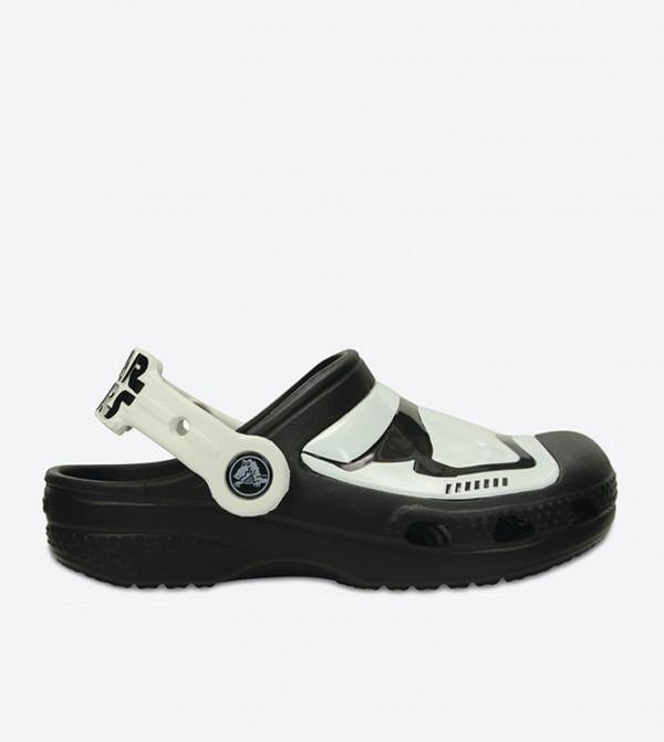 Stormtrooper Clogs - Black 203531-90H