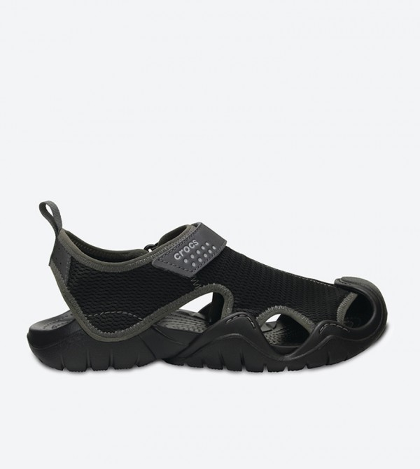 Swiftwater Sandals - Black - 203967-02S 203967-02S