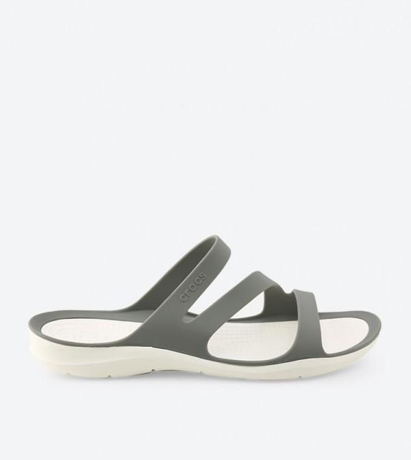 Swiftwater Sandals - Grey - CR-203998-06X-SMOKE-WHITE
