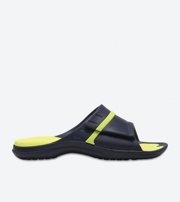 Modi Sport Slide Sandals - Navy 204144-4G0