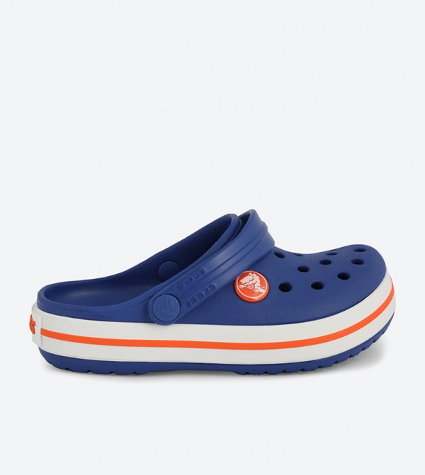 Crocband Clogs - Blue
