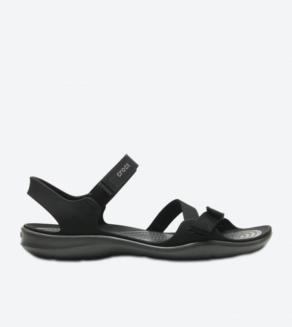 Swiftwater Webbing Sandals - Black