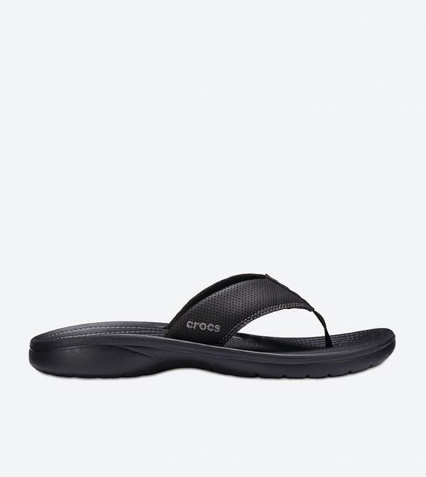 Bogota Flip Flops - Black