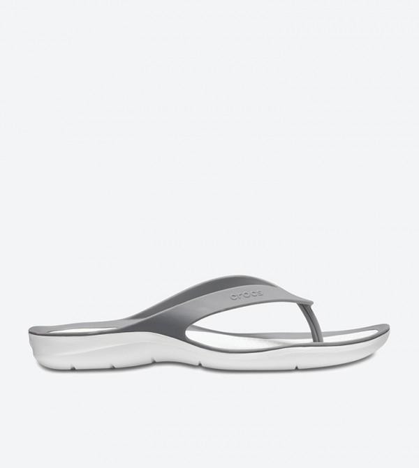 Swiftwater Flip Flops - White