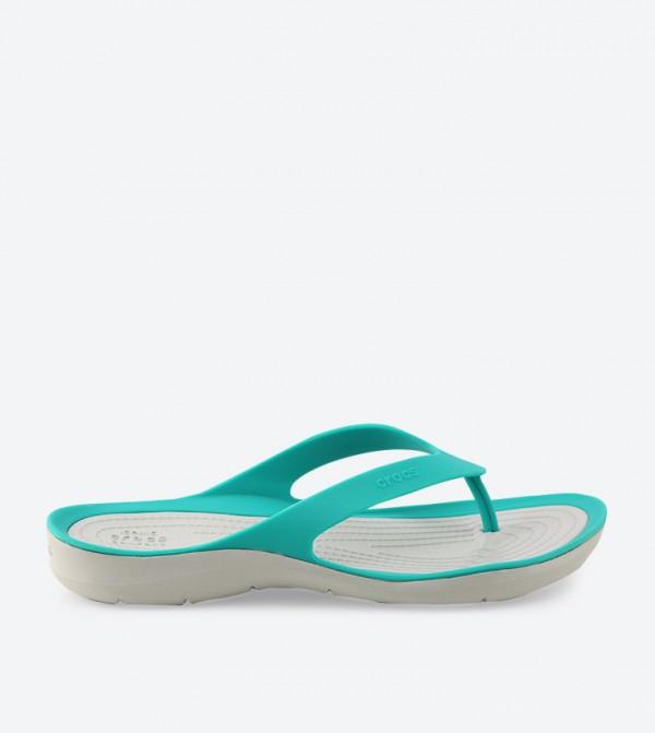 Swiftwater Flip Flops - Green