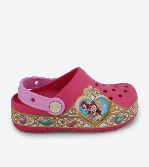 CB Disney Princess Lights Clogs - Pink