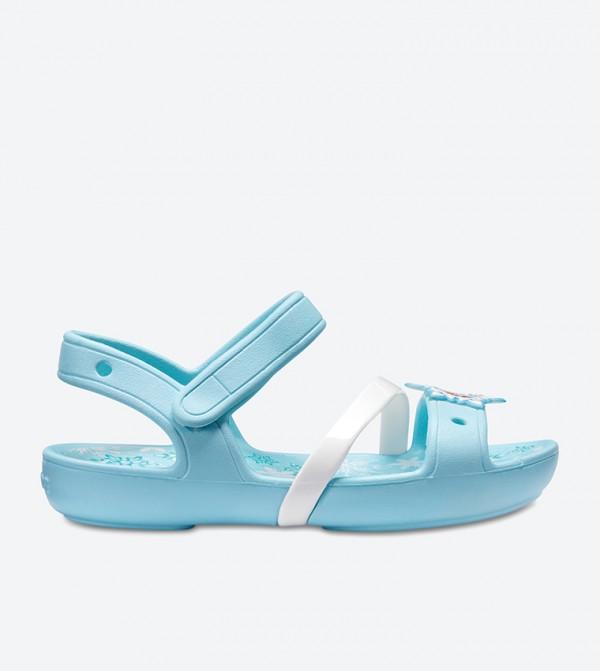 Lina Frozen Sandals - Blue 205016-4O9