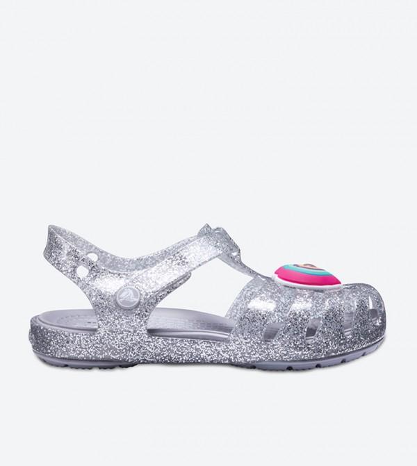 Isabella Novelty Sandals - Silver