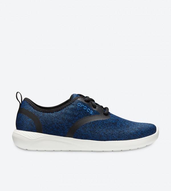 LiteRide Grindle Pattern Sneakers - Blue