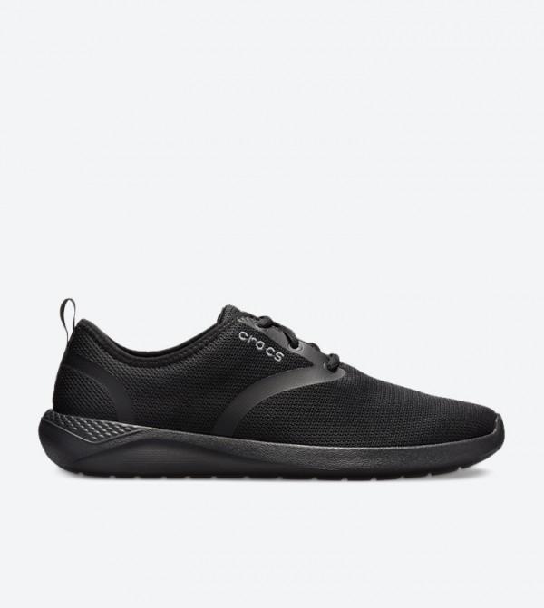 Literide Lace-Up Sneakers - Black 205162-060