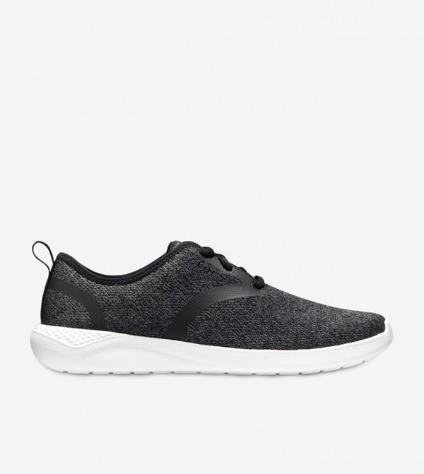 LiteRide Grindle Pattern Sneakers - Black - 205162-066