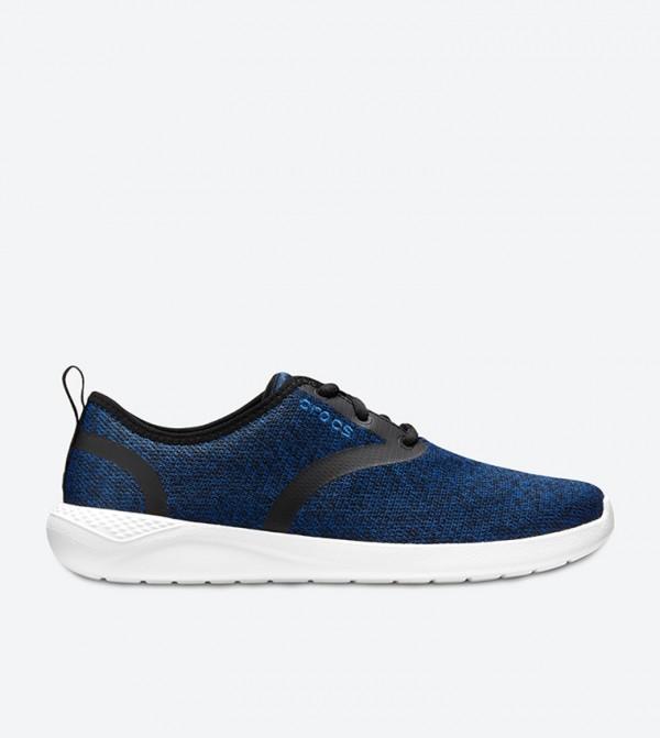 LiteRide Grindle Pattern Sneakers - Blue - 205162-4HB