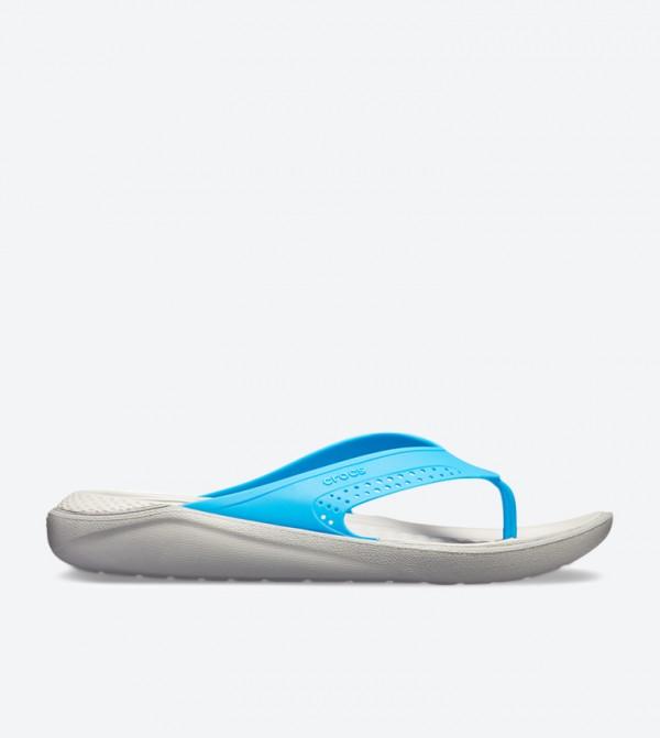 Literide Flip Flops - Blue 205182-4D7