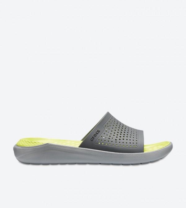 Literide Slides - Grey 205183-0DV