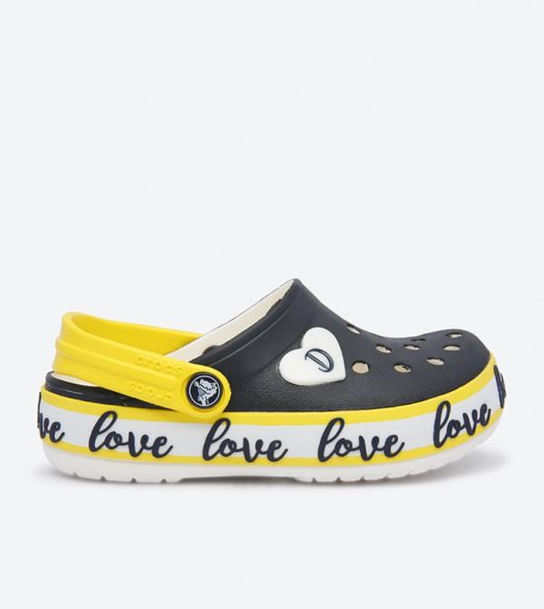 Drew X Crocband Clog Sandals - Navy