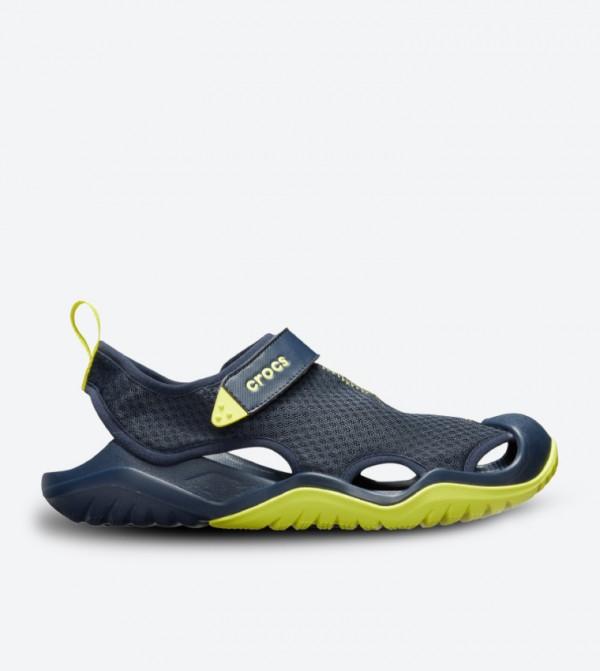 Swiftwater Mesh Deck Sandals - Navy 205289-42K