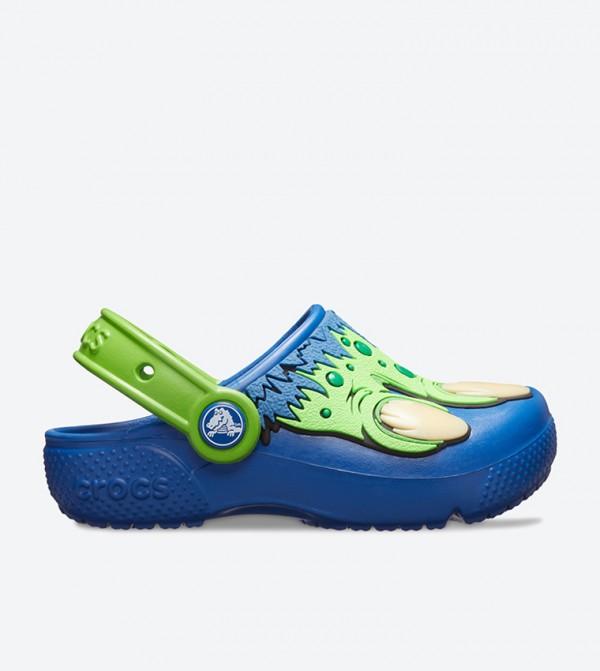 Fun Lab Creature Clogs - Blue 205341-4GX