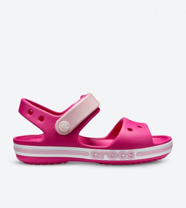Bayaband Round Toe Sandals - Pink 205400-6X0