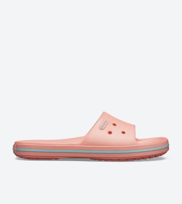 Crocband Iii Round Toe Slide - Orange 205733-7H5