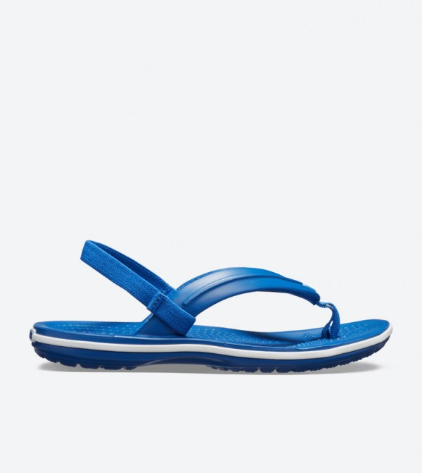 Crocband Slingback Strap Sandals - Blue 205777-4GX