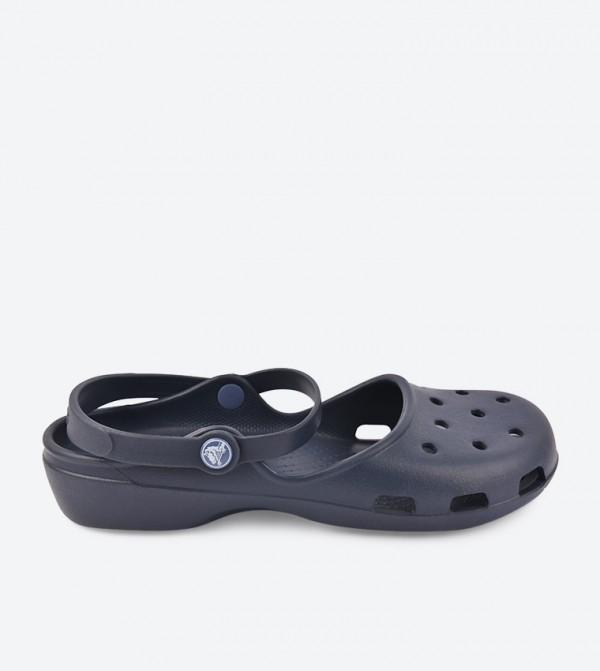 Crocs Karin Clogs - Navy 202494-410