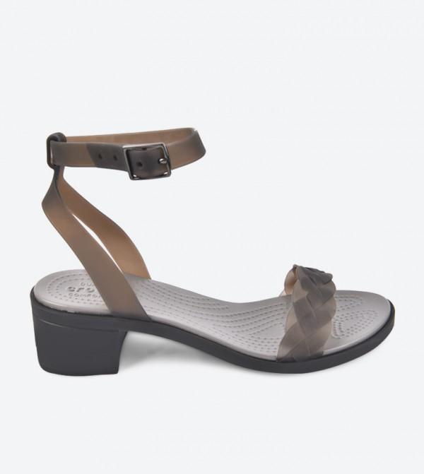 Women's Crocs Isabella Block Heel