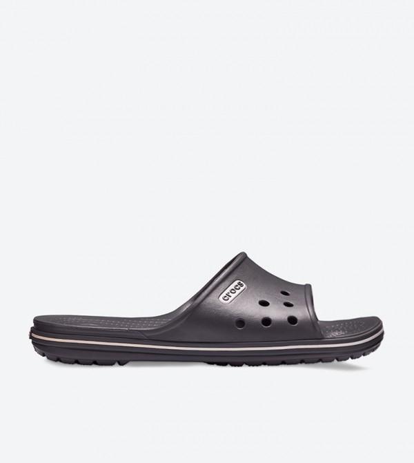 Crocband II Slide Sandals - Black 204108-07I