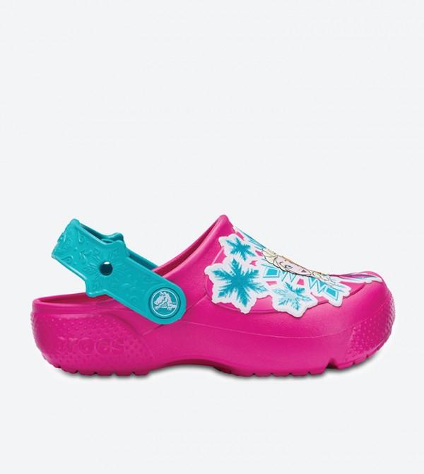 Kids' Crocs Fun Lab Disney Frozen Clog