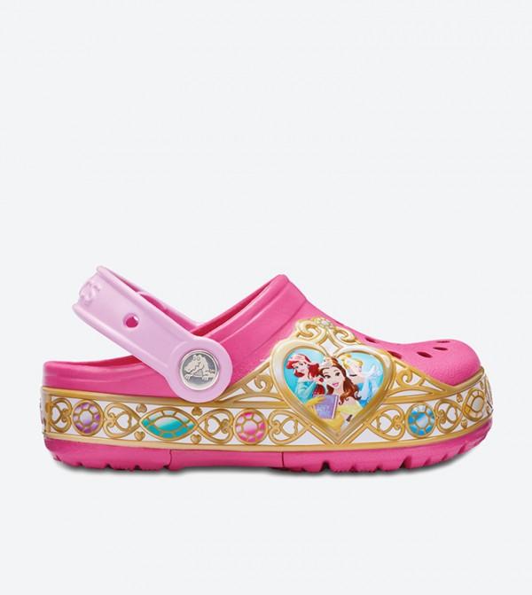Kids' Crocband™ Disney Princess Lights Clog