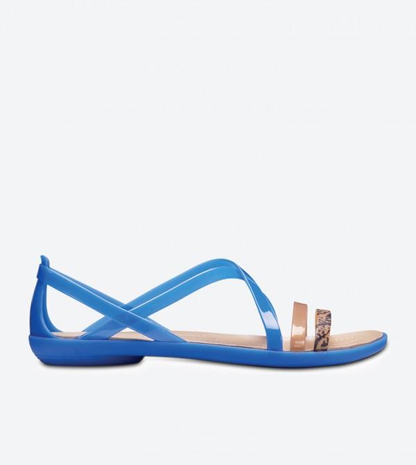 Women's Crocs Isabella Grph Strappy Sandal