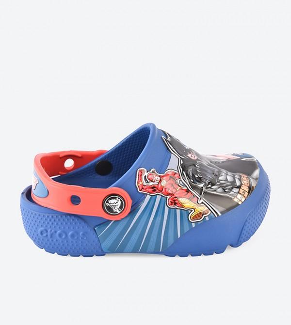 Kids' Crocs Fun Lab Justice League™ Lights Clog