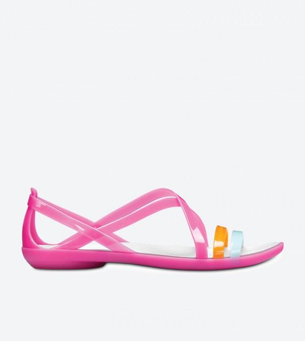 Women's Crocs Isabella Cut Strappy Sandal