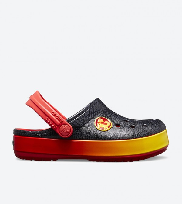 Crocband Chinese New Year Clog - Multi 205185-90H