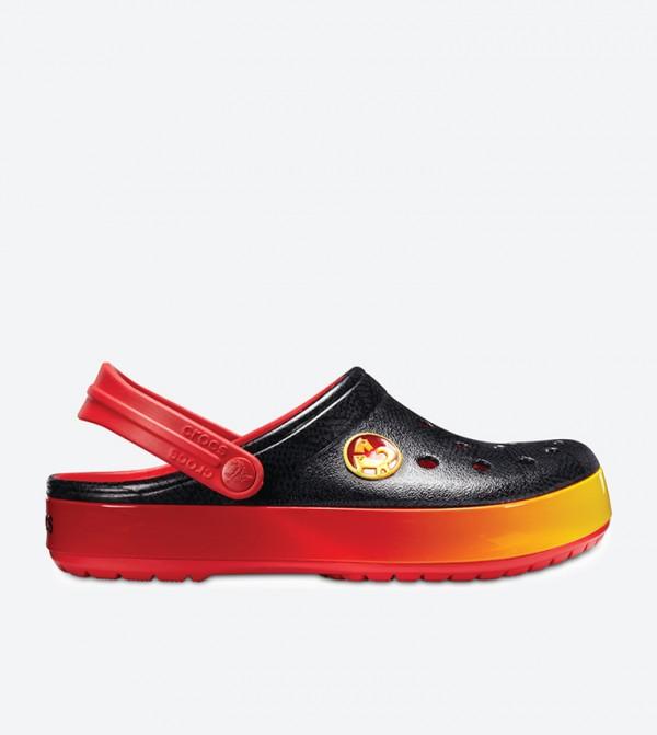 Crocband Chinese New Year Clog - Multi - 205202-90H