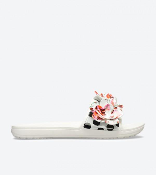 Women's Crocs Timeless Roses Slide